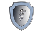 Ditzy Doo/Derpy Hooves Shield of Honor TRANSPARENT