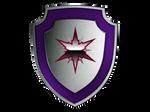 Twilight Sparkle Shield of Honor TRANSPARENT by SwedishRoyalGuard