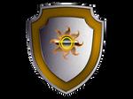 Princess Celestia Shield of Royalty TRANSPARENT