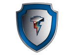 Rainbow Dash Shield of Honor TRANSPARENT
