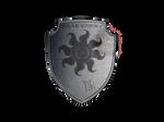 Long Forgotten Solar Empire Shield