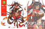 Adoptable MG 19 [CLOSED] by Olalehee