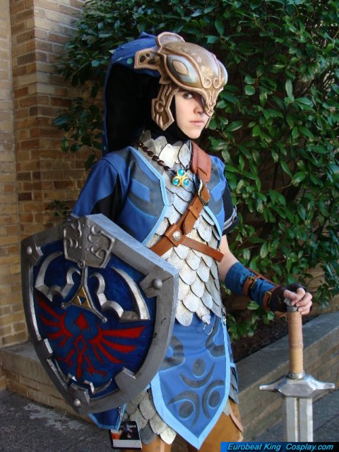 -Zora Armor Link- by Zoroko