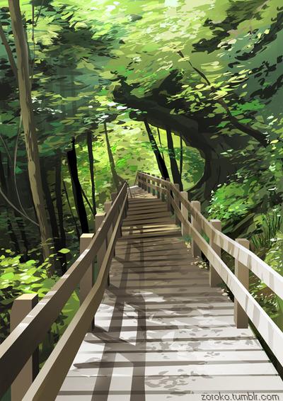 Mill Creek by Zoroko