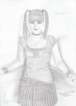 Pauley Perrette Sketch1