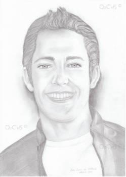 Zachary Levi Sketch
