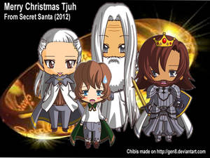 Lord of The Rings Chibi's