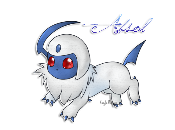 Absol by 1nfinitize