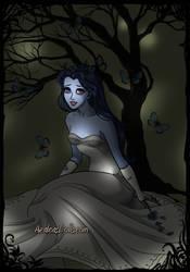 Dark Fairy - Emily by SSL13