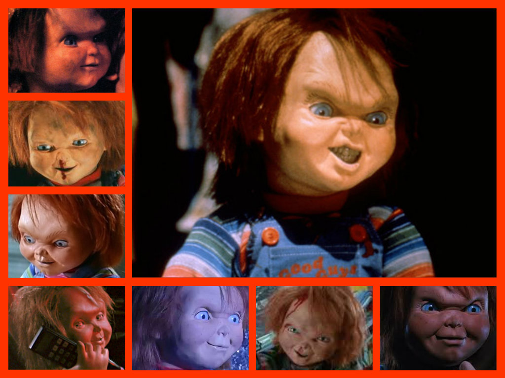 Personally I Think It Looks Quite A Bit Like The Poster Dvd Artwork For Curse Of Chucky
