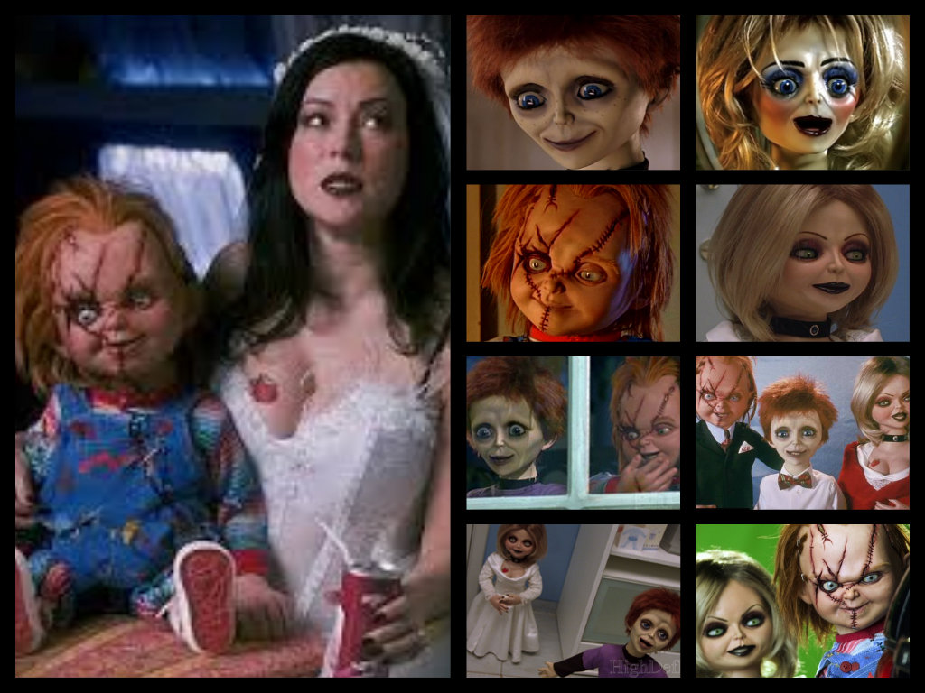 Seed of Chucky Collage...