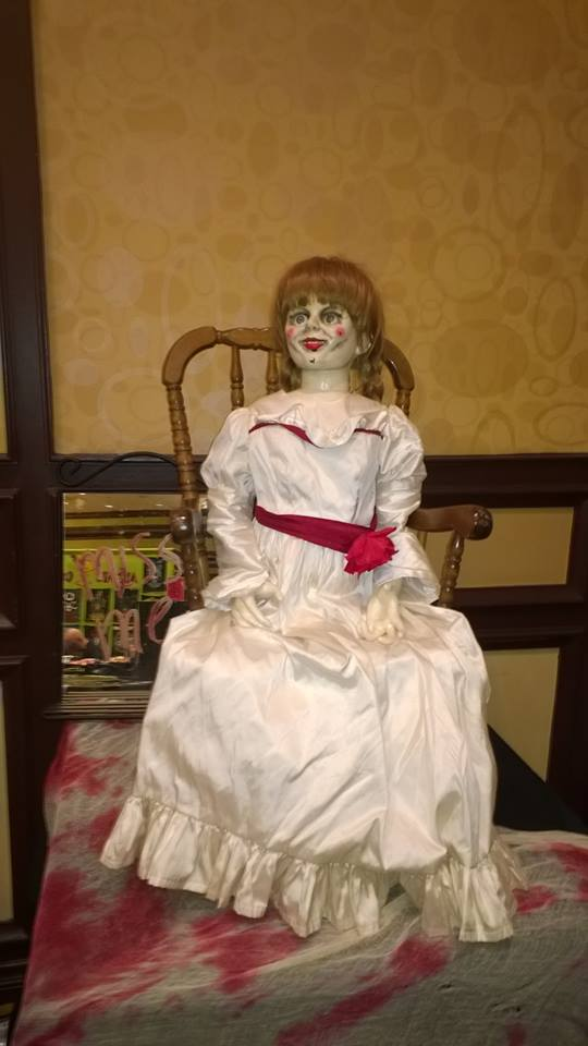 Annabelle Doll by SSL13 on DeviantArt