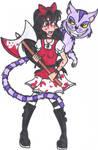 Kat and Cheshire