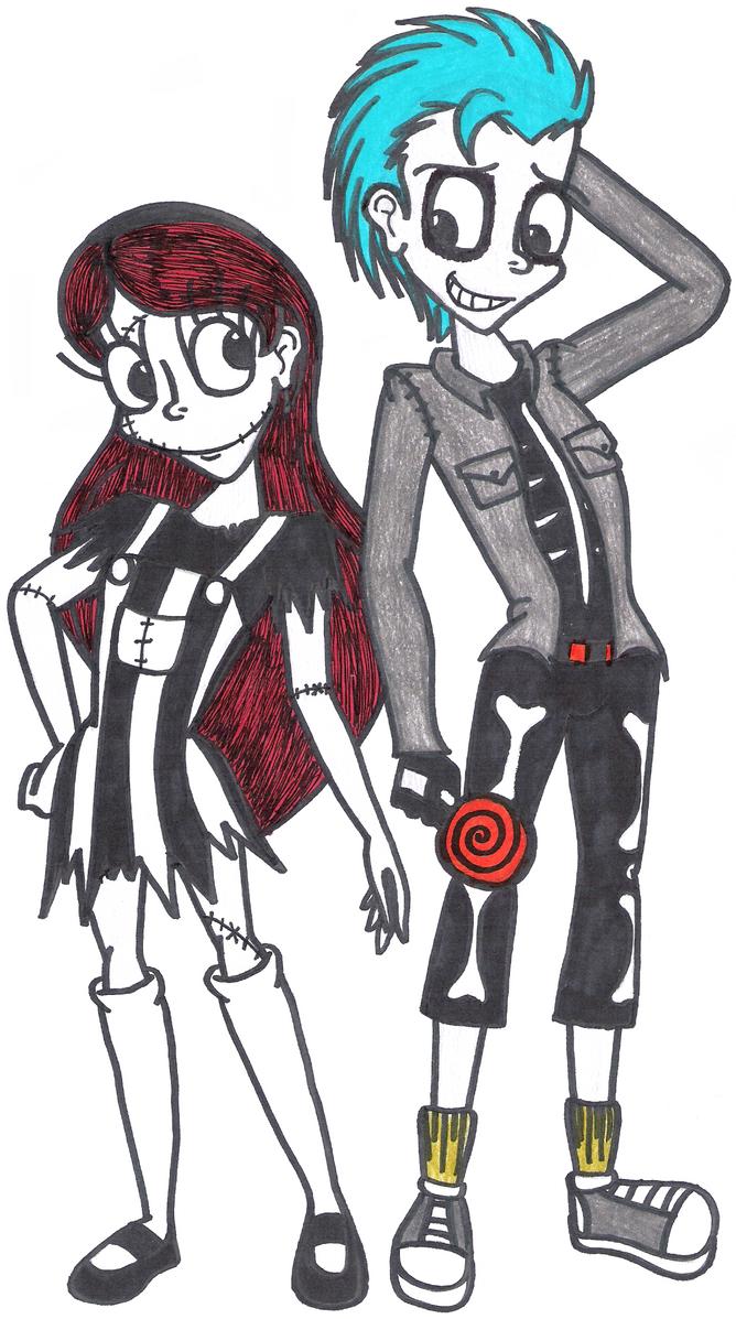 Joan and Barrel by SSL13