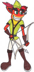 Crash is Robin Hood by SSL13
