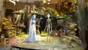 Corpse Bride Display