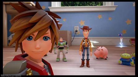 KH3 Toy Story