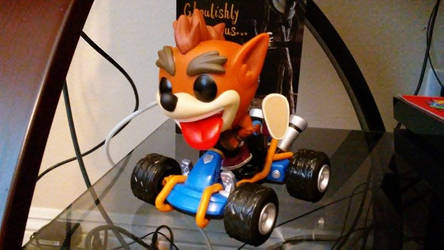 Crash Team Racing Pop by SSL13
