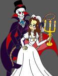 The Phantom and Melanie