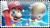 .:MarioxRosalina Stamp:. by CloTheMarioLover