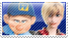 .:Felix and Calhoun Stamp:. by CloTheMarioLover