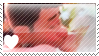 .:Felix and Calhoun Wedding Stamp:. by CloTheMarioLover