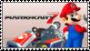 .~Mario Kart 7 Stamp~. by PeachyPinkPrincess