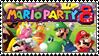 .~Mario Party 8 Stamp~. by ThePinkMarioPrincess