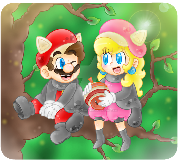 .:You're the sparkle of the forest:. by CloTheMarioLover