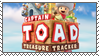 .~Captain Toad: Treasure Tracker Stamp~. by PeachyPinkPrincess