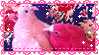 .:Pink pigeons stamp:. by CloTheMarioLover