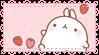 .~Molang stamp~. by ThePinkMarioPrincess