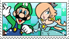 .~Luisalina stamp~. by PeachyPinkcess