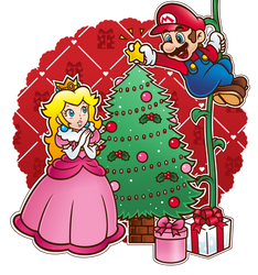 .~Come and see, the Christmas tree!~. by PeachyPinkPrincess