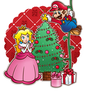 .~Come and see, the Christmas tree!~.