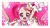 .~Cure Whip stamp~. by PeachyPinkPrincess