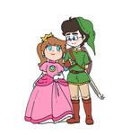 .~Nintendo cosplay~.