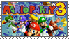 .~Mario Party 3 stamp~. by ThePinkMarioPrincess