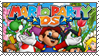 .~Mario Party DS stamp~.