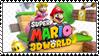 .~Super Mario 3D World Stamp~. by ThePinkMarioPrincess