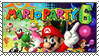 .~Mario Party 6 Stamp~. by ThePinkMarioPrincess