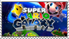.~Super Mario Galaxy Stamp~.