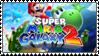 .~Super Mario Galaxy 2 Stamp~. by ThePinkMarioPrincess