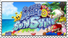 .~Super Mario Sunshine Stamp~.