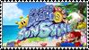 .~Super Mario Sunshine Stamp~. by ThePinkMarioPrincess