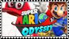 .~Super Mario Odyssey Stamp~.