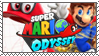 .~Super Mario Odyssey Stamp~. by ThePinkMarioPrincess