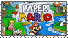 .~Paper Mario Stamp~. by ThePinkMarioPrincess