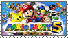 .~Mario Party 5 stamp~. by ThePinkMarioPrincess