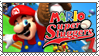 .~Mario Super Sluggers Stamp~. by ThePinkMarioPrincess